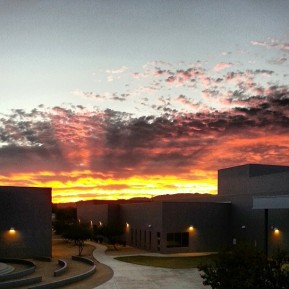 School Sunrise