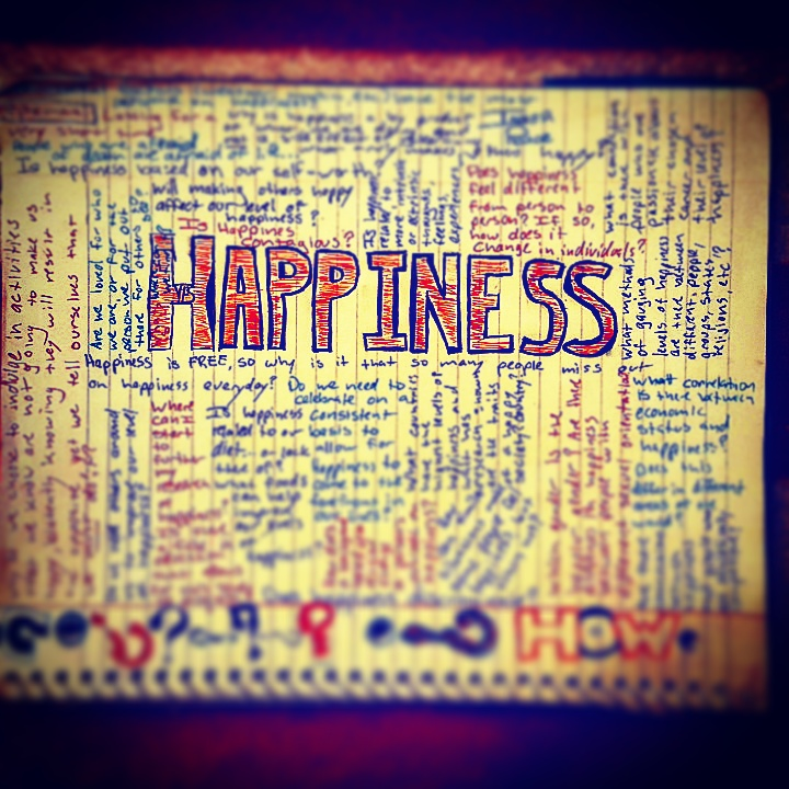 Happiness Questions